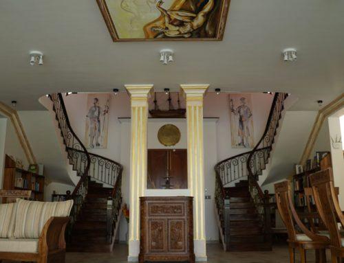 Salon – Speisezimmer