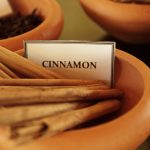 Herbal Demonstration Cinnamon sticks from the area