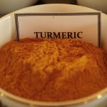 Herbal Demonstration Turmeric spice