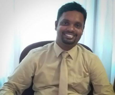 Dr. C. N. Vimukthi De Zoysa