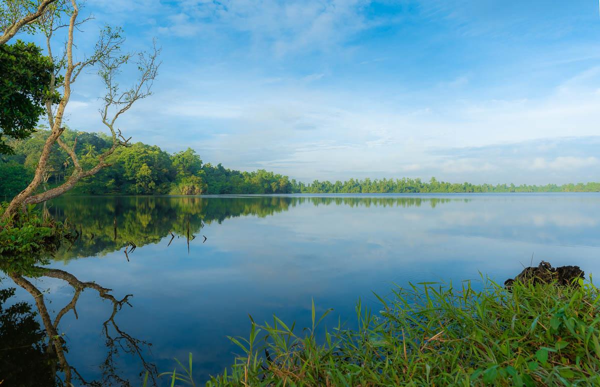 Dedduwa-Lake: Natursee mit Weitblick